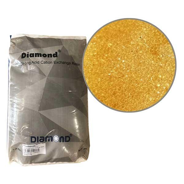 Hạt nhựa trao đổi ion Ấn Độ Diamond nhập khẩu chính hãng