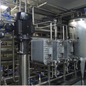 Hệ thống tách khoáng bằng thiết bị EDI có những ưu điểm gì? Ứng dụng của hệ khử khoáng DI-EDI trong xử lý nước sản xuất