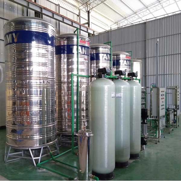 Hệ thống lọc nước R.O 2 cấp là gì?