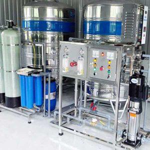 Nâng cấp hệ thống lọc nước tinh khiết R.O lên hệ R.O 2 cấp