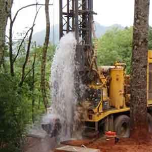 Tìm hiểu về quy trình khoan giếng công nghiệp