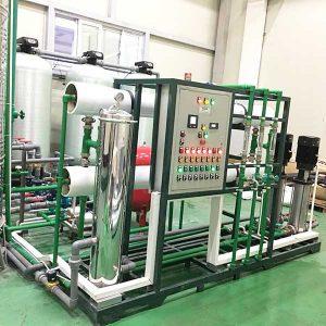 Tầm quan trọng của hệ thống lọc nước khử khoáng DI