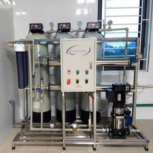 Hệ thống lọc nước tinh khiết RO công suất 500l/h