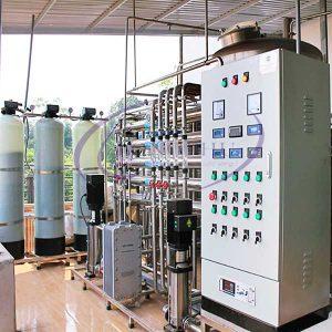 Hệ thống khử ion nước