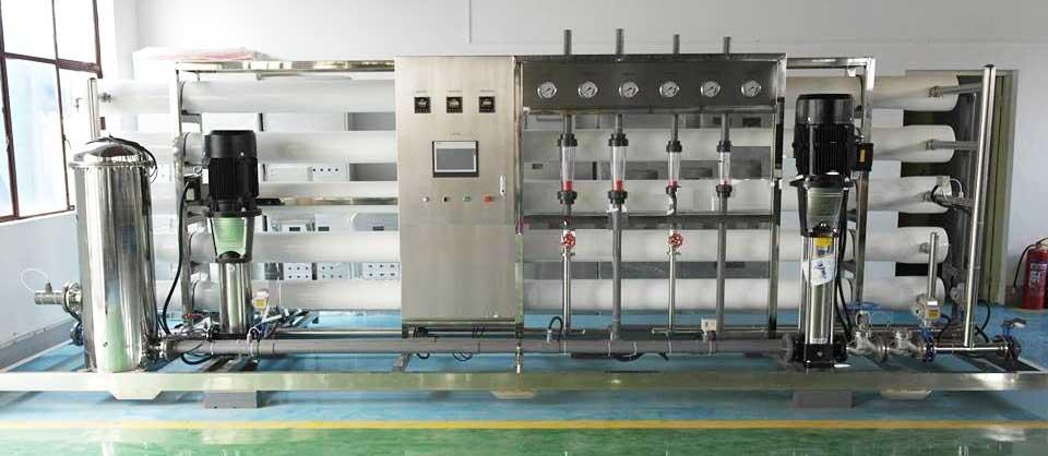 Hệ thống lọc nước RO công nghiệp 15000 lít/giờ