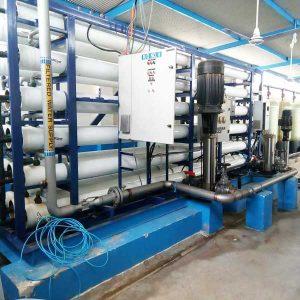 Hệ thống lọc nước RO công nghiệp 15000 L/h | Công nghệ xử lý nước RO