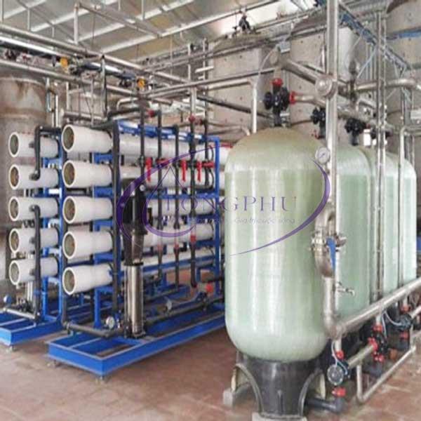 Hệ thống lọc nước RO công nghiệp 20000 lít/giờ