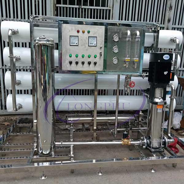 Hệ thống lọc nước RO công nghiệp 7000 lít/giờ
