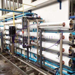 Hệ thống lọc nước RO công nghiệp 8000 lít/giờ