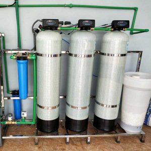 Làm sạch nước sinh hoạt như thế nào?