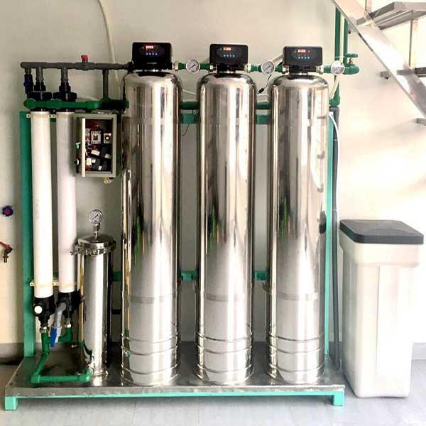 Hệ thống lọc nước tổng cho biệt thự