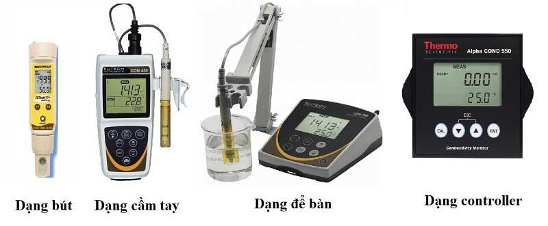 Máy đo độ dẫn điện của nước