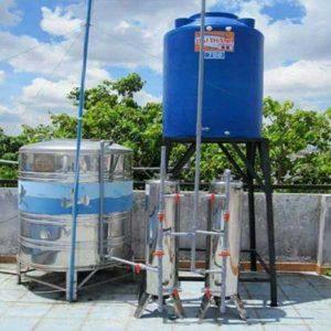 Cách làm sạch nước giếng khoan | Xử lý nước sinh hoạt gia đình