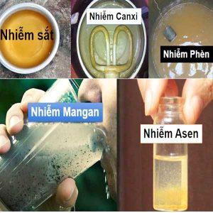 Cách nhận biết độ sạch của nước sinh hoạt đang sử dụng
