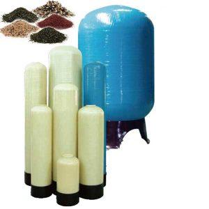 Cột lọc nước compostie 1665 Ronsentech nhập khẩu chính hãng