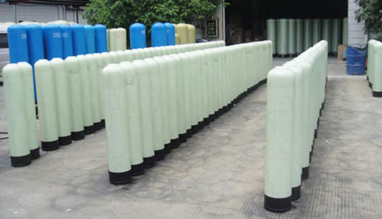 Cột lọc nước Composite Ronsentech nhập khẩu chính hãng