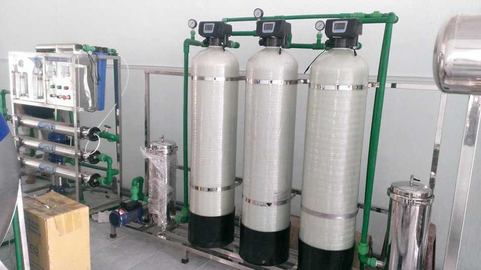 Lắp đặt máy lọc nước cho trường mầm non