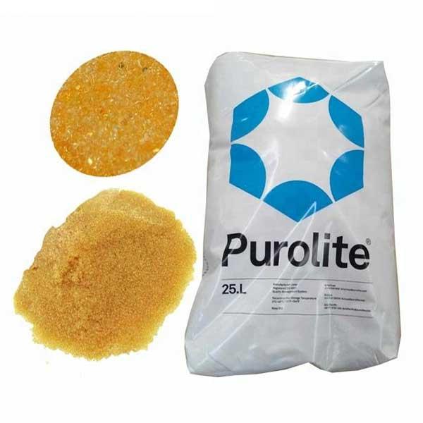 Hạt nhựa khử ion nước Mixed bed MB400 Purolite chất lượng cao