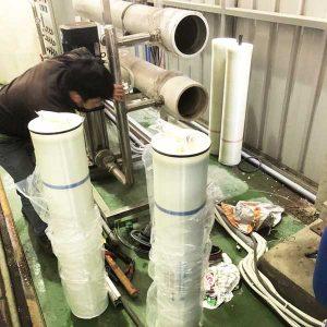 Hướng dẫn cách sục rửa màng lọc nước RO bằng hóa chất