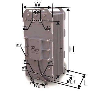 Tổng hợp về các module thiết bị xử lý nước EDI của hãng sản xuất PND