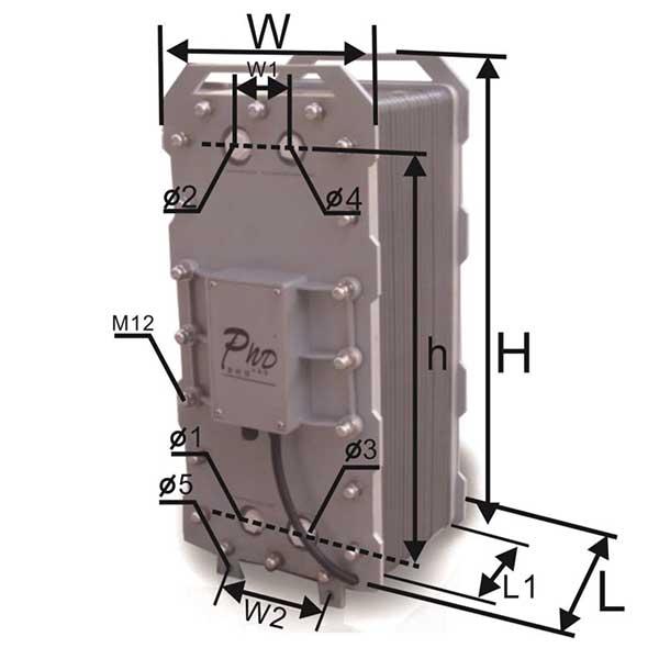 Tổng hợp các module xử lý nước EDI-PND