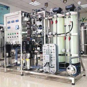 Công nghệ xử lý nước công nghiệp siêu tinh khiết RO - EDI