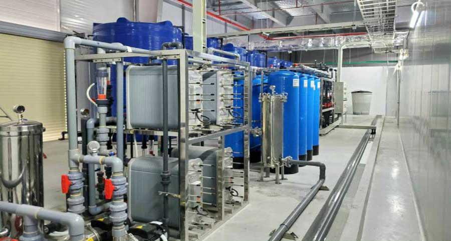 Tổng hợp các công nghệ lọc nước công nghiệp