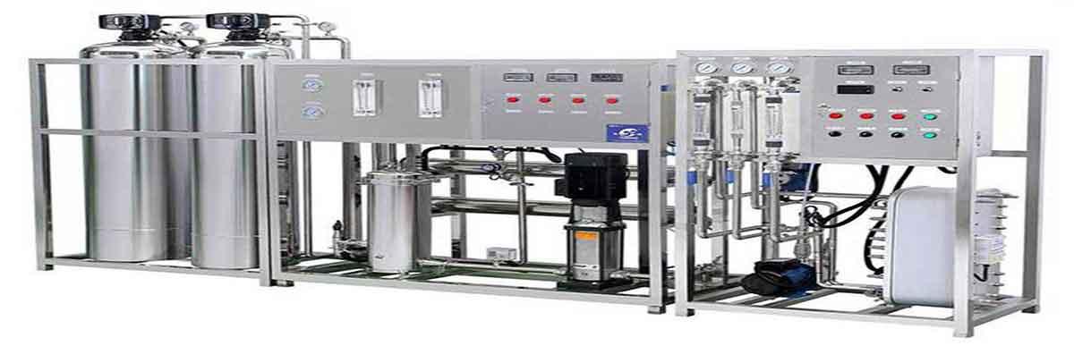 Hệ thống máy lọc nước RO