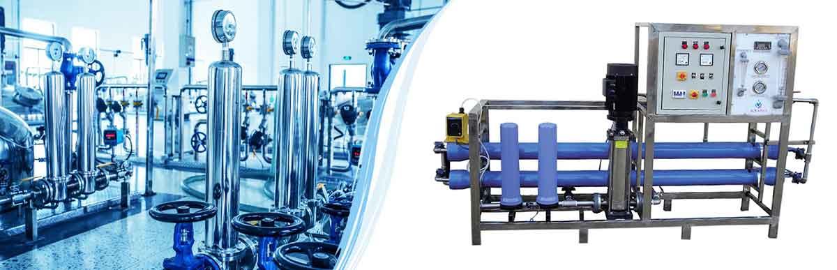 Công nghệ xử lý nước R.O công nghiệp