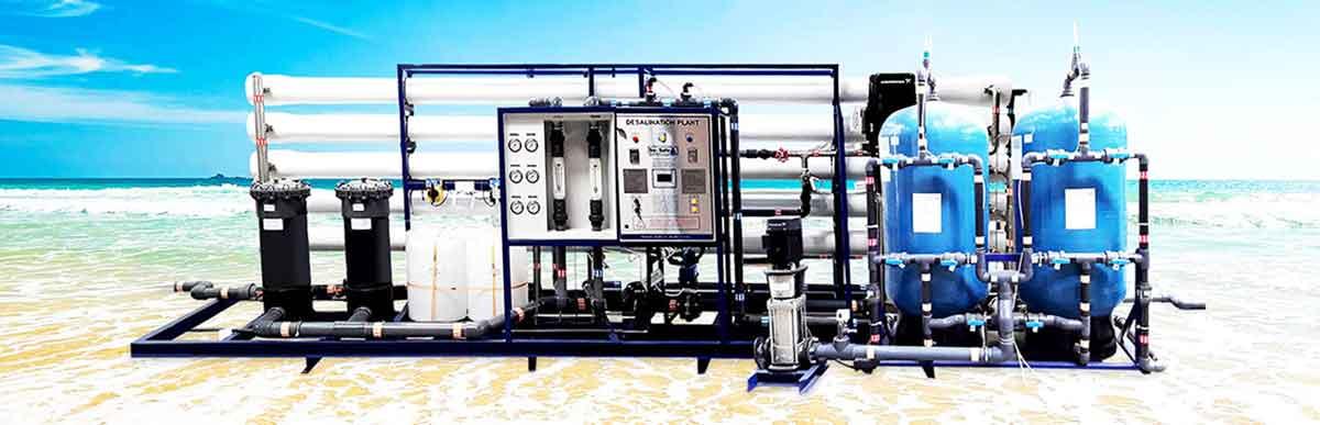 Hệ thống lọc nước tinh khiết R.O-DI Mixbed