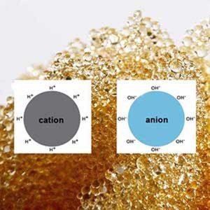 Tìm hiểu về hạt nhựa trao đổi ion trong hệ thống khử khoáng