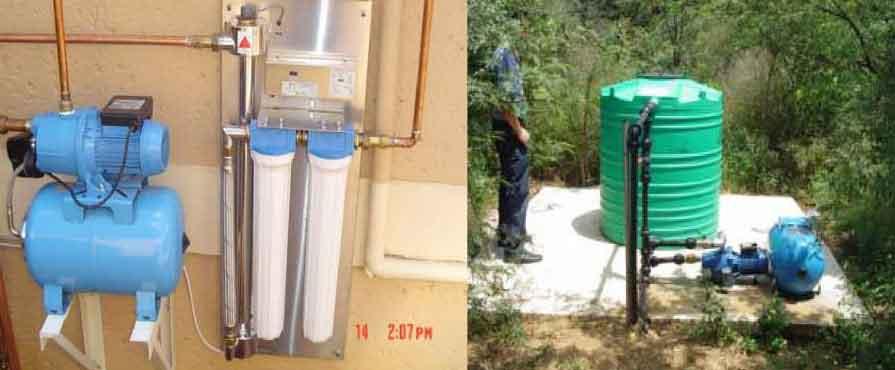 Công nghệ xử lý nước giếng khoan