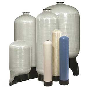 Cột lọc áp lực composite Martin cho hệ thống xử lý nước