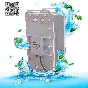 Module lọc nước siêu tinh khiết EDI công suất 1500l/h hãng PND sản xuất